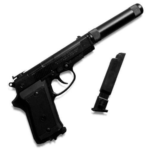 пистолет Аникс А-111 ЛБ