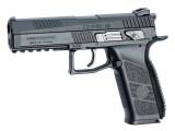 Пневматический пистолет ASG CZ P-09 Duty пулевой, blowback