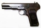 Учебный пистолет ТТ (ММГ макет)