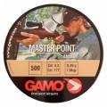 Пуля пневм. Gamo Master point 4.5 мм, 0.49г (500 шт)