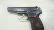 Пистолет Макарова охолощенный ПМ-СХ, прямая рамка 54г