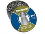 Пули пневм. Crosman Silver Eagle HP 4.5мм 0.31г (250 шт)
