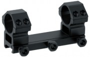 Крепление Leapers монолитное среднее 25,4 мм (на вивер)