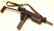 Охолощенный пистолет-пулемет Samporal VZ.26-O (7,62х25)