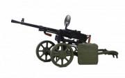 Охолощенный СХП станковый пулемет Горюнова СГ-43 (СГМ-СХ) под 7,62х54