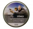 """Пуля пневм. Borner """"Domed"""",  4.5мм (500 шт) 0.55г"""