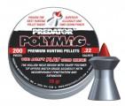 Пули JSB Predator Polymag 5.5 мм, 1.037 г (200 шт)