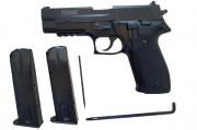 Пистолет охолощенный Р226-СХ, под 10х31
