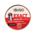 Пуля пневм. JSB Monster Redesigned 4.5 мм (4.52мм) 0.87г (400шт)