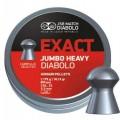 Пули JSB EXACT JUMBO HEAVY 5.5 мм (5.52 мм), 1.175г (500шт)