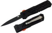 Нож складной HK EPIDEMIC OTF (черное лезвие)