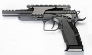 Пневматический пистолет Cybergun Tanfoglio Gold Custom