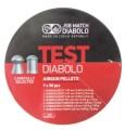 Набор тестовых пуль JSB Test 4.5 мм (350шт)