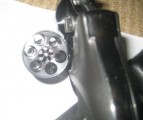 Барабан для сигнального пистолета Ekol Viper, под патроны 9 мм (9РА), цвет черный