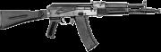 ММГ макет Калашникова АК-105, складной пластик. приклад, с планкой