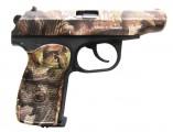 Пневматический пистолет МР 654К-23 камуфляж