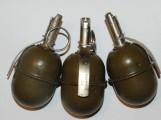 Макет ММГ ручной гранаты РГД-5