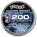 Пуля пневм. Walther Hunter Impact 4.5 мм (200 шт)