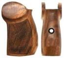 Рукоятка деревянная к МР-654 (бук, орех)