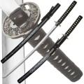 Набор из двух самурайских мечей Dark Age JP-608 White Dragon