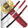 Набор из двух самурайских мечей Dark Age JP-608A Red Dragon