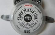 Пули пневматические Люман Light 0,45 г (650 шт)