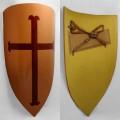 ММГ макет Щит крестоносцев, DENIX DE-AH-6708