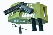 Охолощенный пистолет Кольт 1911-СО (NORINCO NP29), под патрон 10х24