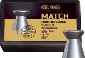 Пули пневм. JSB Match Premium Heavy 4.5 мм, 0.535г (200шт)