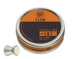 Пули пневм. RWS Club 4.5 мм, 0.45г (500шт)