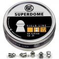 Пули пневм. RWS Superdome 6.35 мм, 2.00г (200шт)