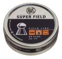 Пули пневм. RWS Super Field 4.52 мм, 0.54г (500шт)