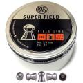 Пули пневм. RWS Super Field 5.51 мм, 1.03г (500шт)